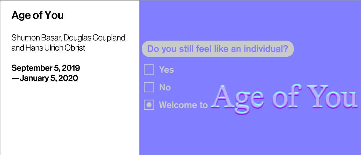 Age of You Banner