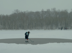 Guiding Questions for Mark Lewis, Standing Ovation on Suffern Lake Saskatchewan (2019)
