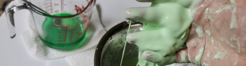 TD Community Sunday: Experimenting with Oozing Oobleck